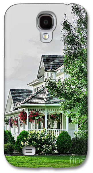 Deborah Benoit Galaxy S4 Cases - New England Beauty Galaxy S4 Case by Deborah Benoit