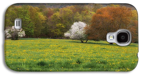 Early Spring Galaxy S4 Cases - New England Color of Spring Galaxy S4 Case by Bill Wakeley