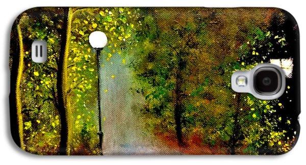 New Moon... Galaxy S4 Case by Cristina Mihailescu