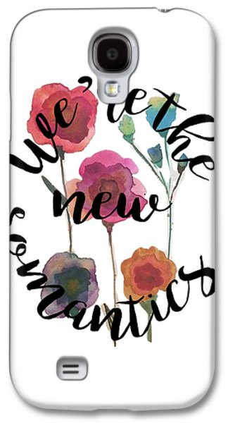 New Romantics Galaxy S4 Case by Patricia Abreu