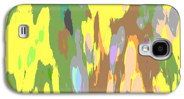 Digital Galaxy S4 Cases - New World Galaxy S4 Case by Marianna Mills