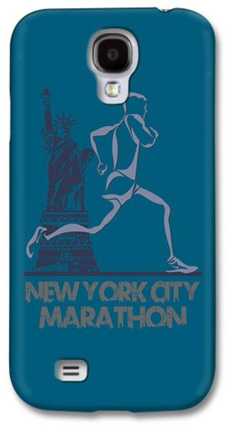 New York City Marathon3 Galaxy S4 Case by Joe Hamilton