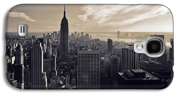 Empire State Galaxy S4 Cases - New York Galaxy S4 Case by Dave Bowman