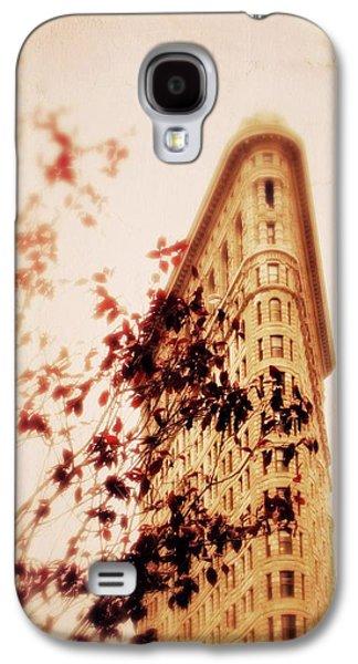 New York Nostalgia Galaxy S4 Case by Jessica Jenney