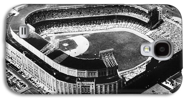 New York: Yankee Stadium Galaxy S4 Case by Granger