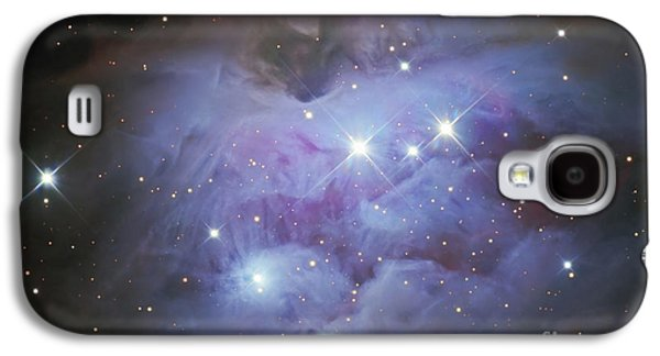Twinkle Galaxy S4 Cases - Ngc 1977, An Emission Nebula In Orion Galaxy S4 Case by Don Goldman