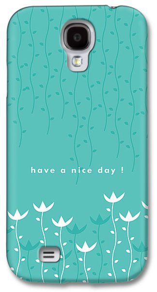 Nice Day Galaxy S4 Case by Kathleen Wong