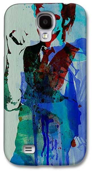 Seed Galaxy S4 Cases - Nick Cave Galaxy S4 Case by Naxart Studio