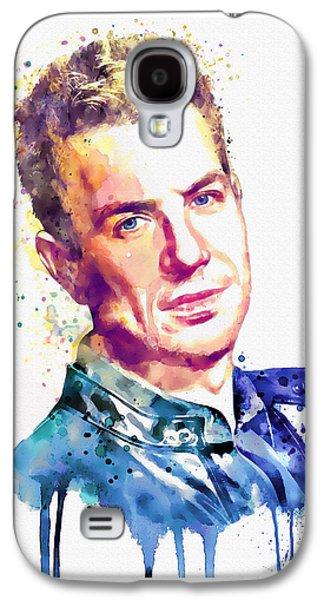 Modern Digital Digital Digital Galaxy S4 Cases - Nick Hexum of 311 Galaxy S4 Case by Marian Voicu