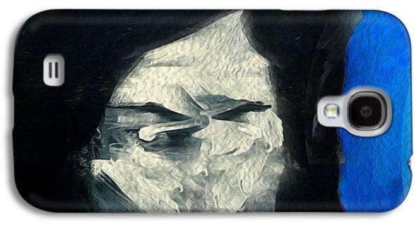 Landscape Acrylic Prints Galaxy S4 Cases - Nixo Abstract A88 Galaxy S4 Case by Nixolas Nixo