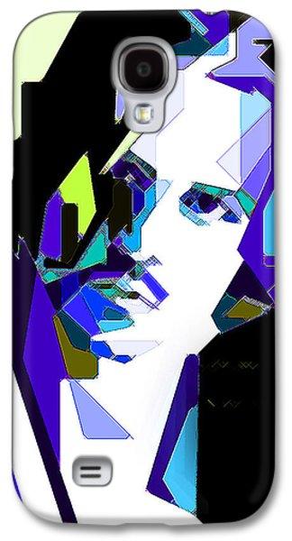 Landscape Acrylic Prints Galaxy S4 Cases - Nixo Depp Galaxy S4 Case by Nixolas Nixo
