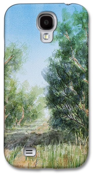 Light Galaxy S4 Cases - No Maintenance Galaxy S4 Case by Rebecca Davis