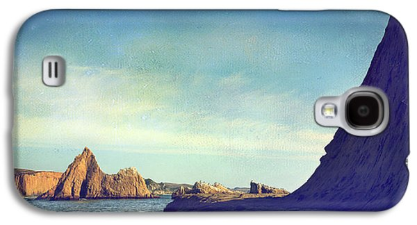 Half Moon Bay Galaxy S4 Cases - No One Can Save Me But You Galaxy S4 Case by Laurie Search