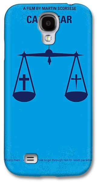 Tattoo Digital Galaxy S4 Cases - No014 My Cape Fear minimal movie poster Galaxy S4 Case by Chungkong Art
