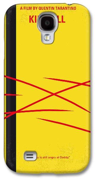 No049 My Kill Bill-part2 Minimal Movie Poster Galaxy S4 Case by Chungkong Art