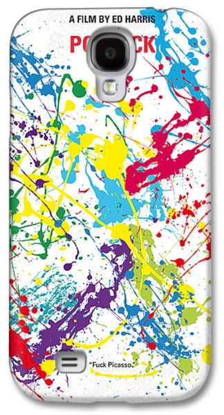 Terrestrial Galaxy S4 Cases - No065 My Polock minimal movie poster Galaxy S4 Case by Chungkong Art