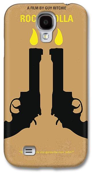 Sex Digital Galaxy S4 Cases - No071 My rocknrolla minimal movie poster Galaxy S4 Case by Chungkong Art