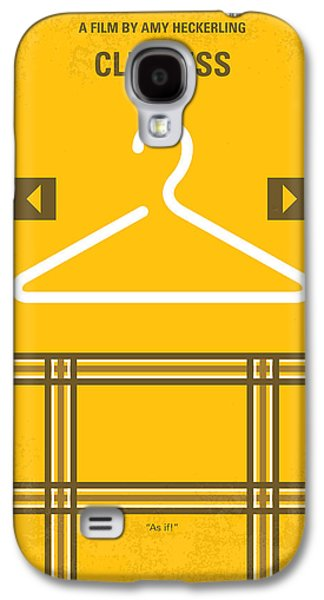 Rich Galaxy S4 Cases - No331 My Clueless minimal movie poster Galaxy S4 Case by Chungkong Art