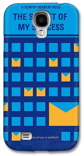 Michael Digital Galaxy S4 Cases - No464 My THE SECRET SUCCES minimal movie poster Galaxy S4 Case by Chungkong Art