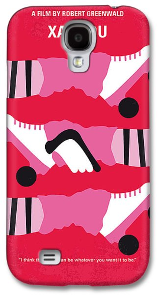 Kelly Galaxy S4 Cases - No516 My Xanadu minimal movie poster Galaxy S4 Case by Chungkong Art