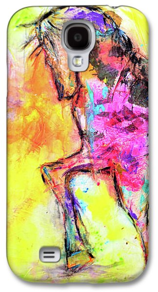 Noble Galaxy S4 Case by Ivan Guaderrama