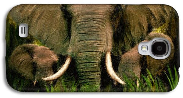 Noble Ones Galaxy S4 Case by Lourry Legarde
