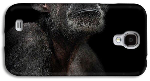 Noble Galaxy S4 Case by Paul Neville