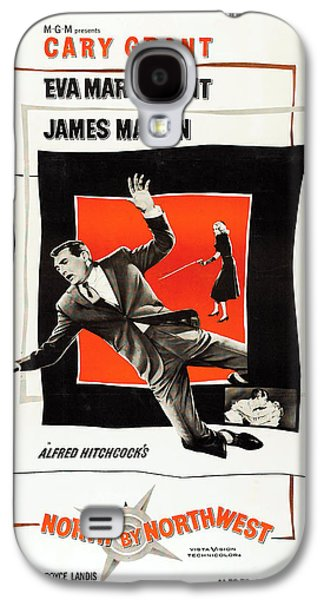 North By Northwest 1959 Galaxy S4 Case by Mountain Dreams