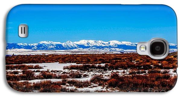 Fort Collins Galaxy S4 Cases - North Park Galaxy S4 Case by Jon Burch Photography