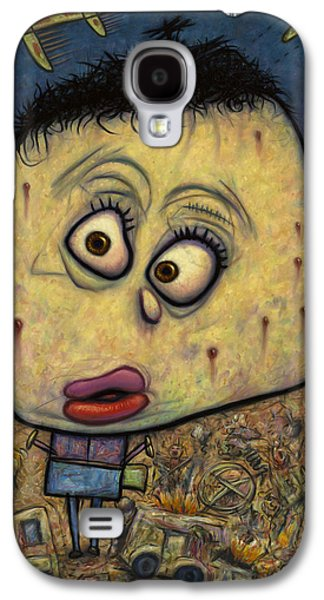 Not Playing War Galaxy S4 Case by James W Johnson