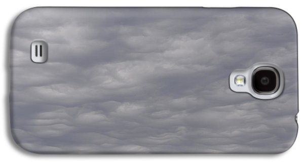 Abstract Forms Galaxy S4 Cases - Nothing But Grey Skies Galaxy S4 Case by Richard Andrews