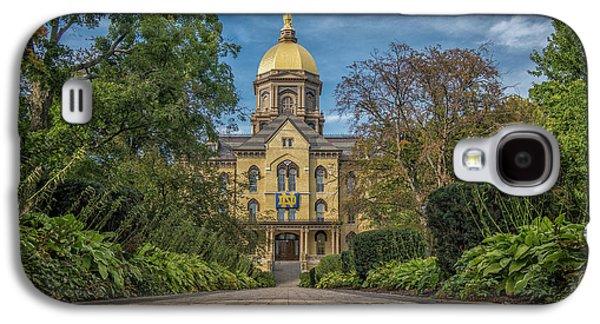 Notre Dame University Q1 Galaxy S4 Case by David Haskett