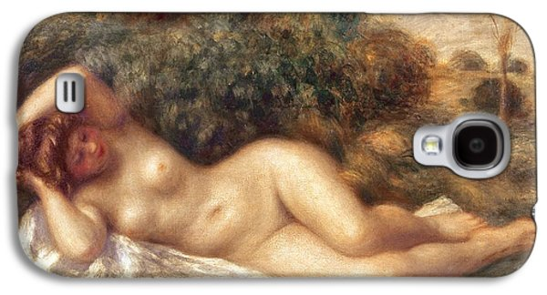 Nude Galaxy S4 Case by Pierre Auguste Renoir