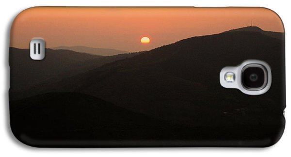 Spanien Galaxy S4 Cases - O Cebreiro Galaxy S4 Case by Oliver Johnston