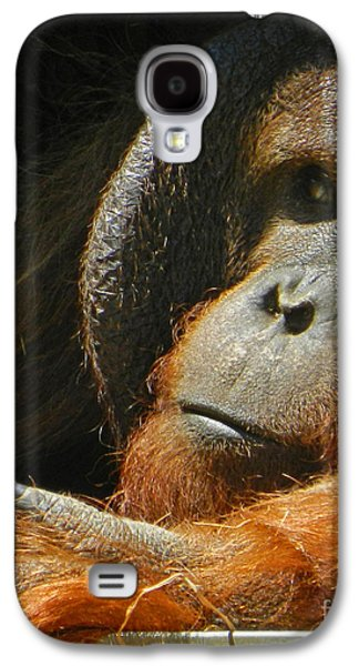 Observing From A Distance Galaxy S4 Case by Emmy Marie Vickers