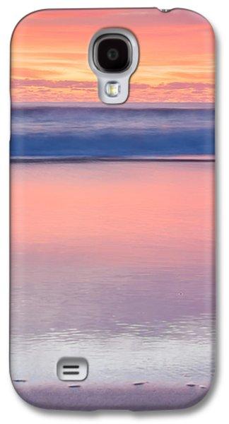 Ocean Glow Galaxy S4 Case by Az Jackson