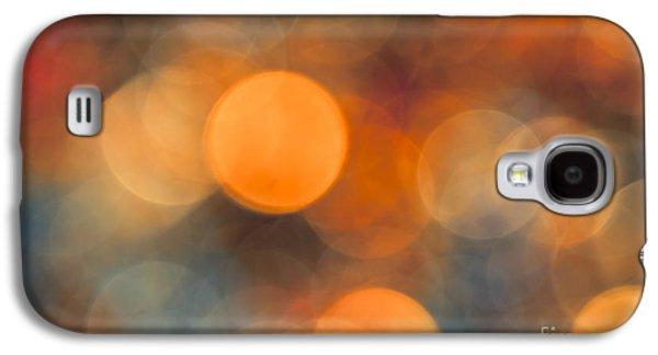 Contemporary Art Photographs Galaxy S4 Cases - October Evening Galaxy S4 Case by Jan Bickerton
