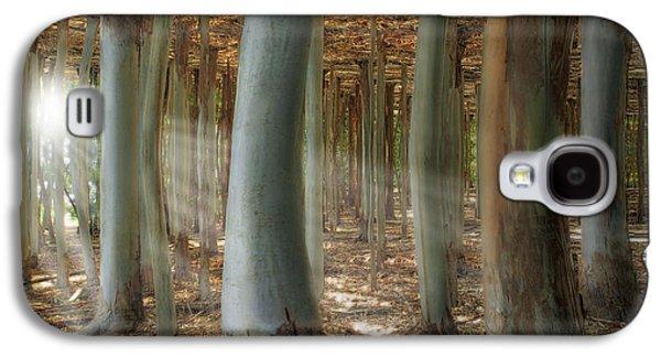 Odd Forest Galaxy S4 Case by Melanie Viola