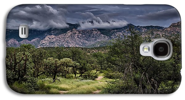 Landscapes Photographs Galaxy S4 Cases - Odyssey Into Clouds Galaxy S4 Case by Mark Myhaver