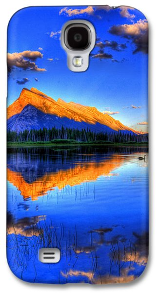 Of Geese And Gods Galaxy S4 Case by Scott Mahon