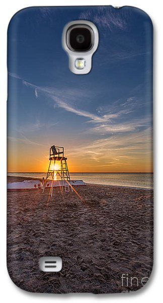 Beach Landscape Galaxy S4 Cases - Off Gaurd Galaxy S4 Case by Andrew Slater