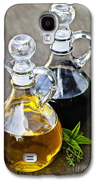 Oil And Vinegar Galaxy S4 Case by Elena Elisseeva