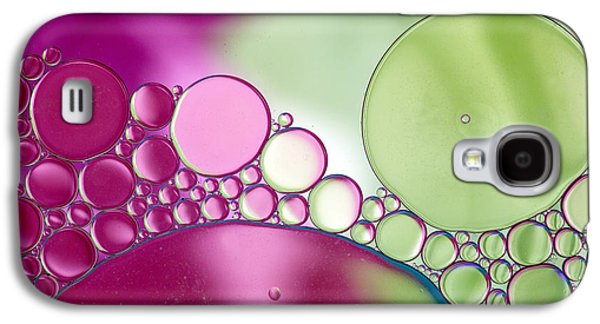 Oil And Water A Galaxy S4 Case by Rebecca Cozart