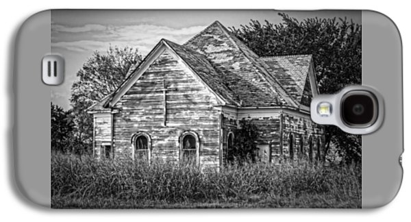 Ancient Galaxy S4 Cases - Old abandoned church in the country Galaxy S4 Case by Stevan Sims