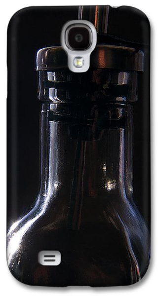 Old Bottle Galaxy S4 Case by Steve Somerville