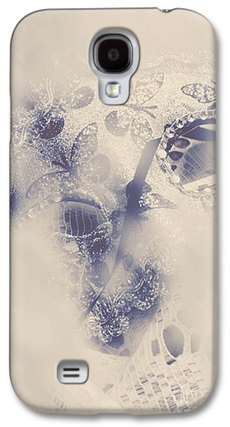 Old-fashioned Venice Mask Galaxy S4 Case by Jorgo Photography - Wall Art Gallery