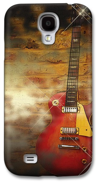 Beatles Galaxy S4 Cases - Old Gold Galaxy S4 Case by Don Kuing