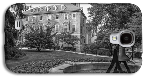 Old Main Penn State University  Galaxy S4 Case by John McGraw