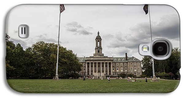 Old Main Penn State Wide Shot  Galaxy S4 Case by John McGraw