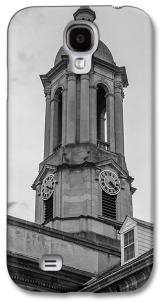 Old Main Tower Penn State Galaxy S4 Case by John McGraw
